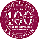 Image of Cooperative Extension Service Centennial logo
